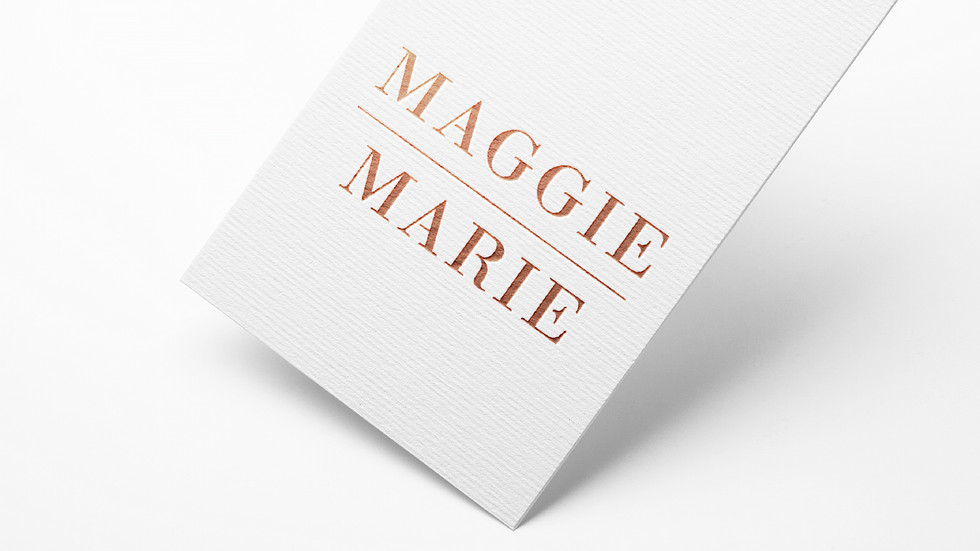 MAGGIE MARIE