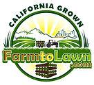 FarmtoLawn.com Logo