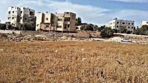 ارض للبيع في الجويدة/ المستندات و ام زعرورة - قرب مسجد ابو بكر الصديق