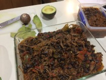 Recipe Ideas: Pulled Beef Brisket and Black Bean Chilli