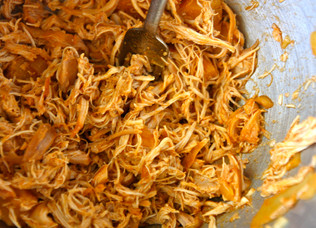 Recipe Ideas: Pulled Chicken