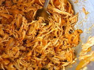 Recipe Ideas: Pulled Chicken