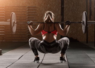 6 Reason's Women Should Lift Weights.