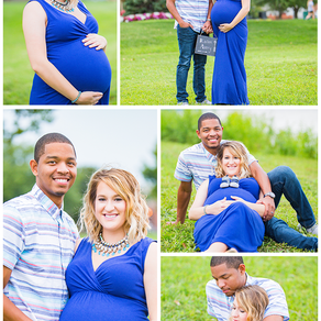 Downtown St. Charles Maternity Session