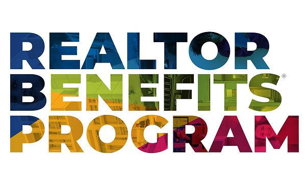 2021-05-11 Realtor Benefits Program Logo