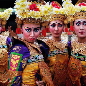 Traditional Balinese Dance Forms