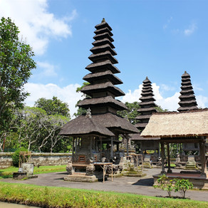 Must visit Iconic temples in Bali