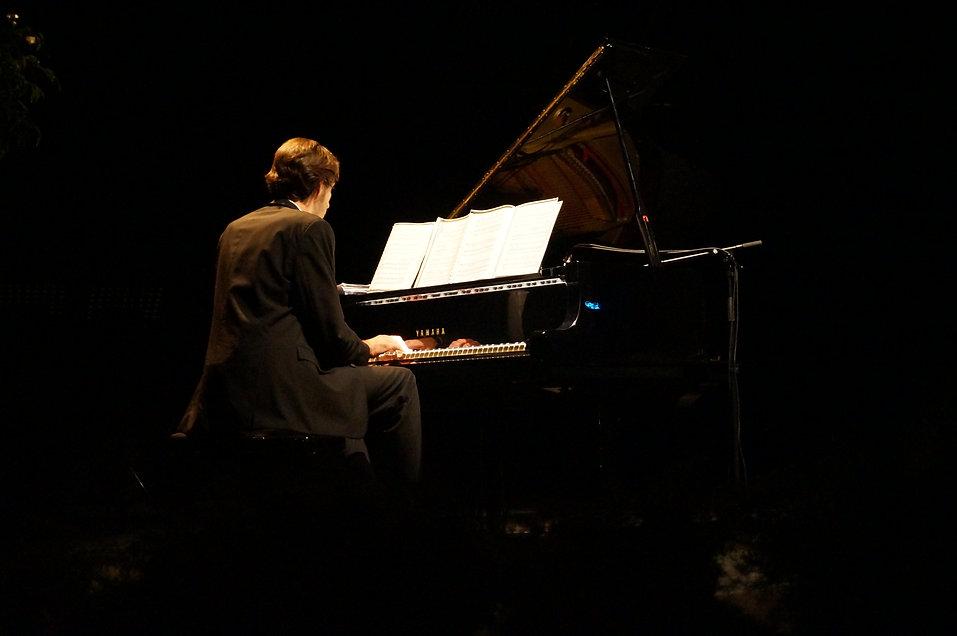 Florent Lattuga - Pianiste