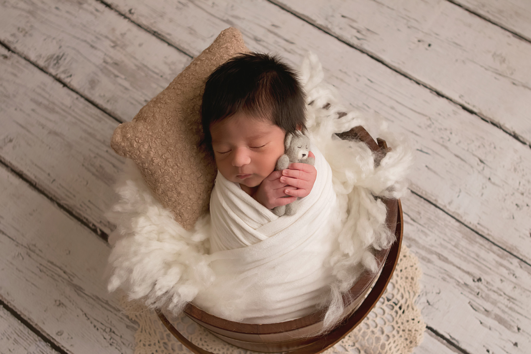 Newborn Session - Baby Only