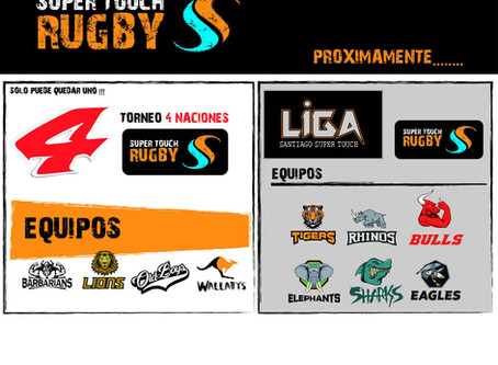 "Comienza el ""Super Touch Rugby"""