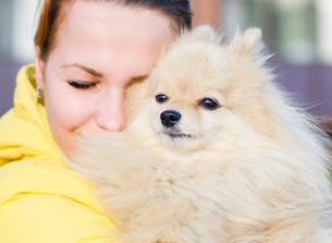 Não existe tristeza, stress, aflição ou energia negativa a quem entrega seu coração a um pet.