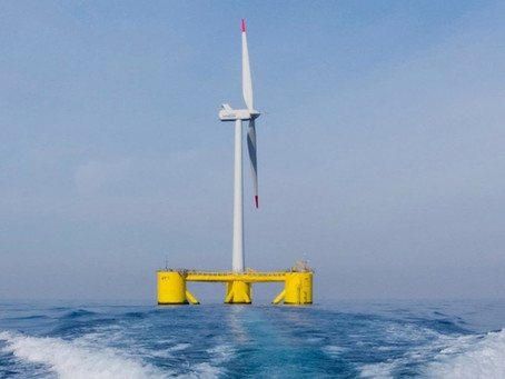 Offshore Wind Energy Looks More Promising for Oregon