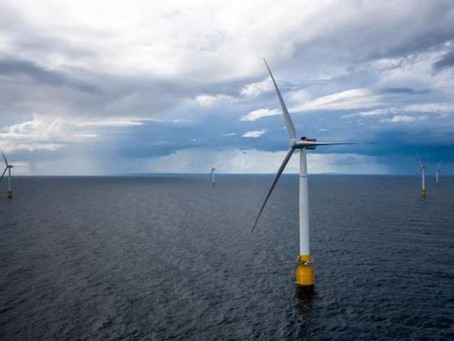 Massive offshore wind farms could be coming to Oregon