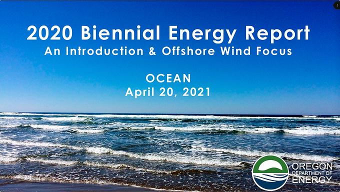 2020 Biennial Energy Report
