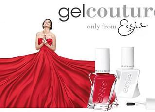 ESSIE Gel Couture nails