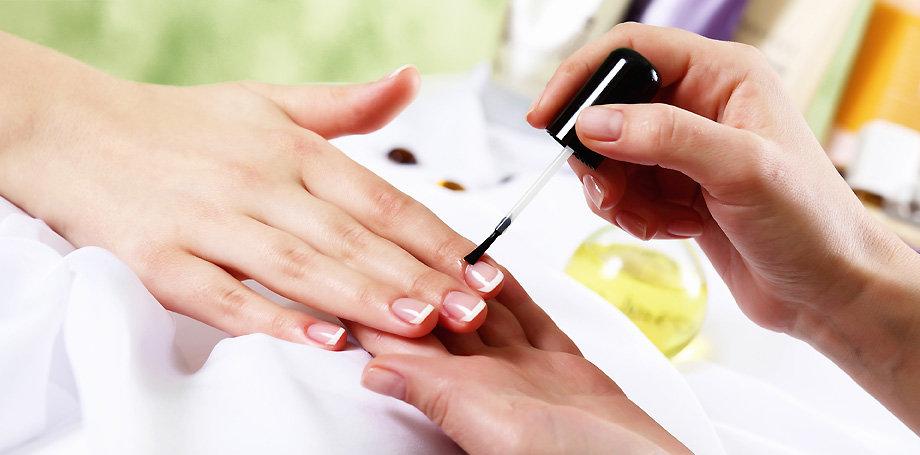 Gel polish change (w/o Gel removal)