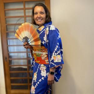 Kimono's Required!