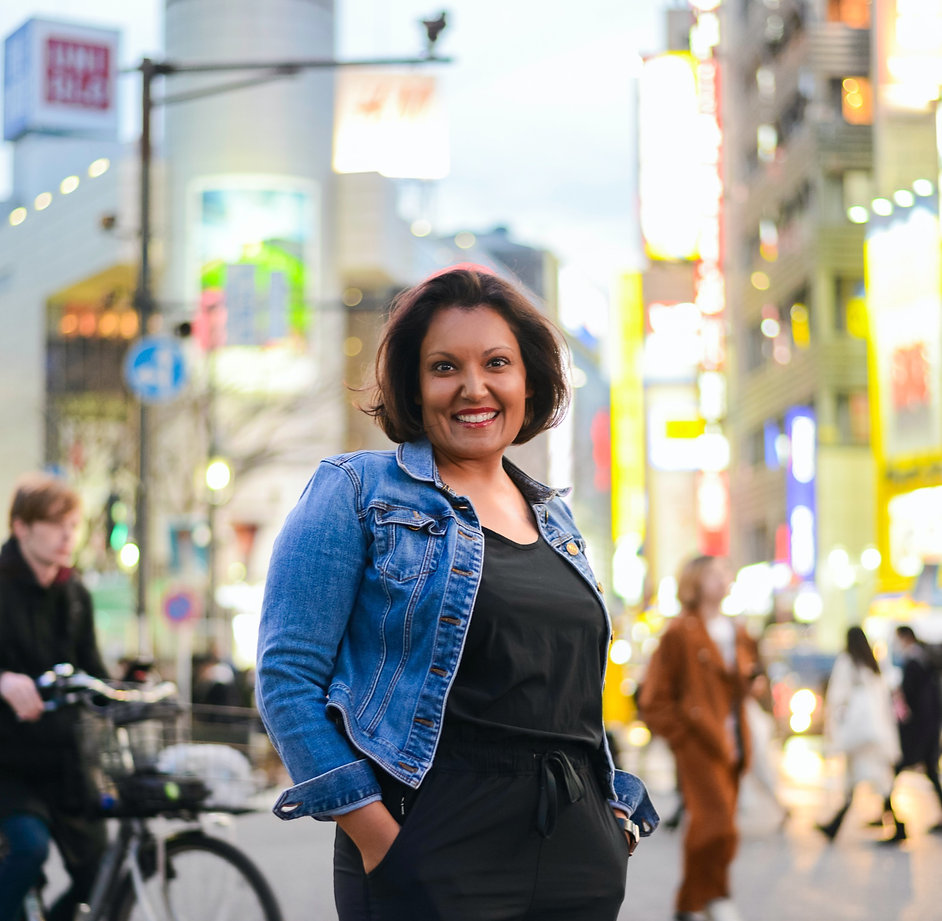 transformational coaching by Romita