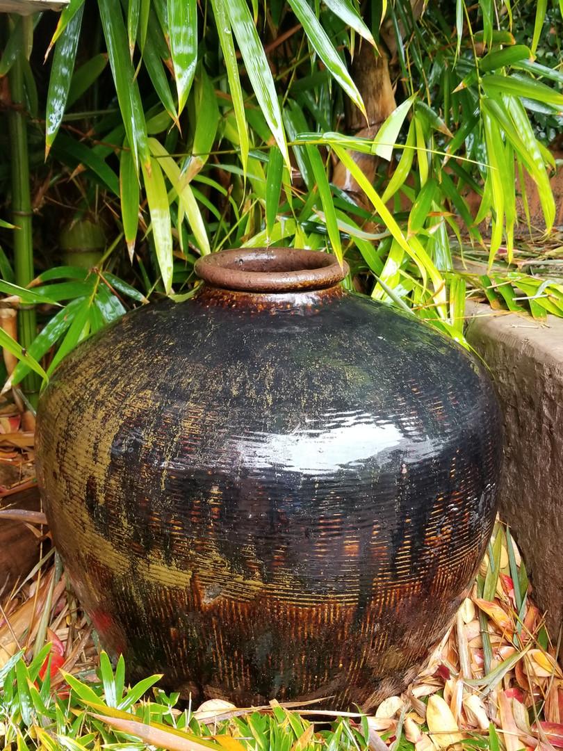 Chinese Wine Jar