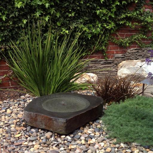 Step Slab Fountain