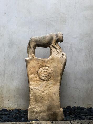 Sumba Island Stone Sculpture