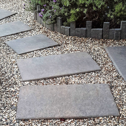 Basalt Step Stones