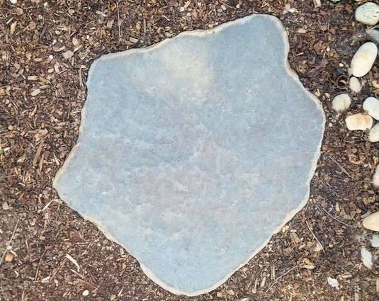 Flamed Basalt Step Stones