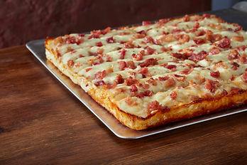 Bacon Cheese Bread