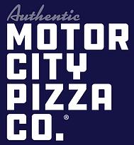 Motor City Pizza Co Logo