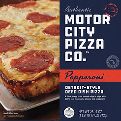 Motor City Pizza Co. | Pepperoni Box