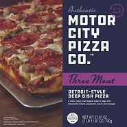 Motor City Pizza Co. | Three Meat
