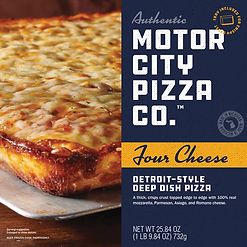 Motor City Pizza Co. | Four Cheese Box