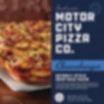 Motor City Pizza Co. | Cheeseburger Box