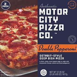 Motor City Pizza Co.ble | Double Pepperoni Box