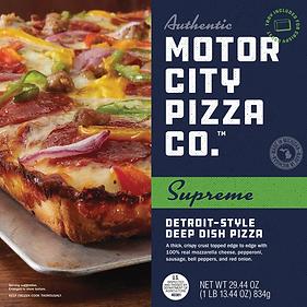 Motor City Pizza Co. | Supreme Box