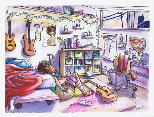 Nova's Room