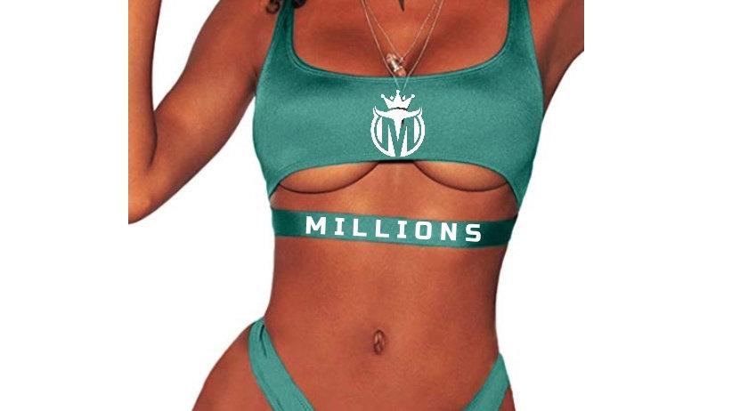 MILLIONS Original 2 piece Bikini