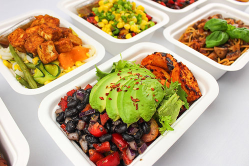 12x MEALS BOX SELECTION