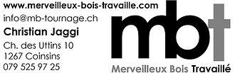 Merveilleux Bois Travaillé - NOIR - Copi