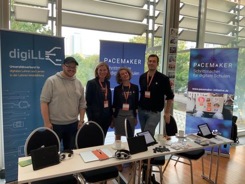 digiLL & Pacemaker auf der KonferenzBD