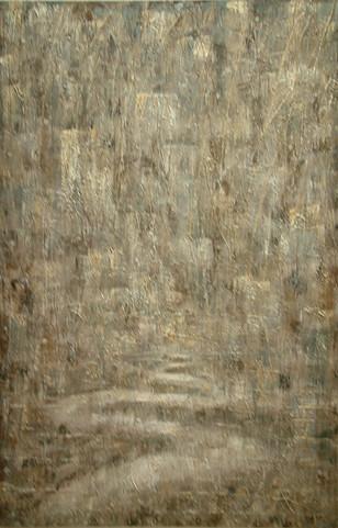 """""""Pejzaż"""", 2002 r."""