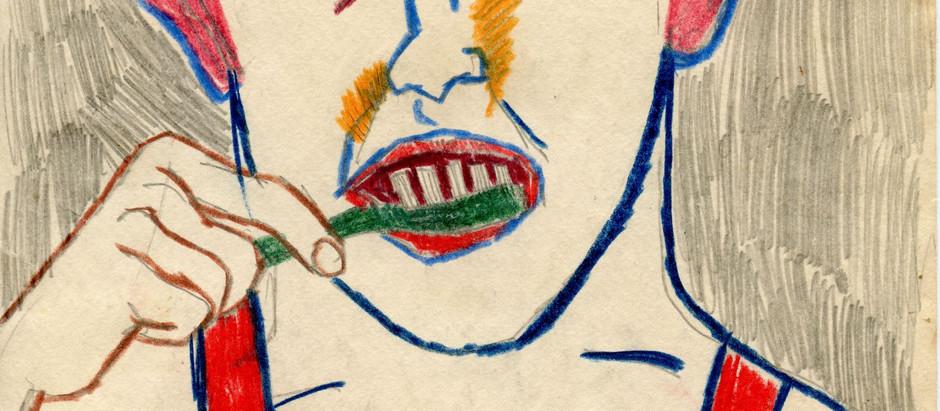 Ja chrząszcz. Prace na papierze Ryszarda Grzyba - wystawa online