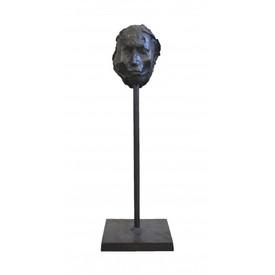"""Magdalena Abakanowicz, """"MAG D"""", 2000, brąz, 81 x 21 x 21 cm"""
