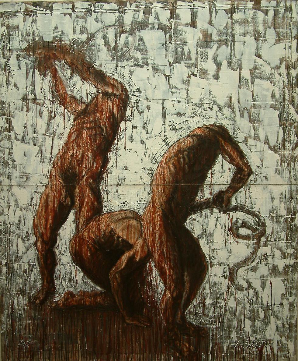 """""""Laokon"""", 1990 r."""