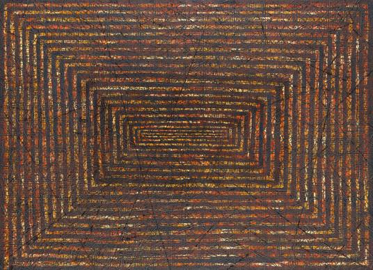 """""""Duża spirala"""", 2017 r."""