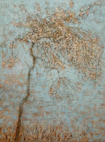 """""""Kwitnąca wiśnia"""", 2002 r."""