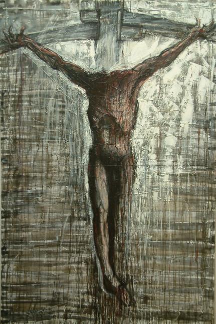 """""""Ukrzyżowanie"""", 1988 r."""