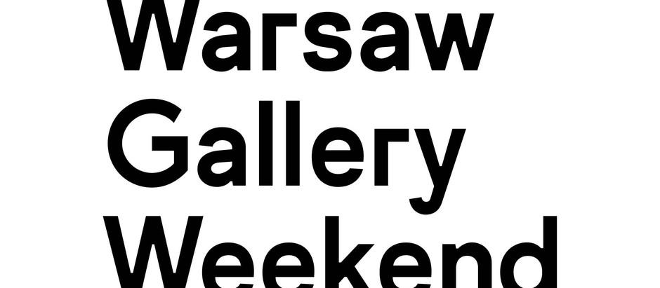 Warsaw Gallery Weekend 2020