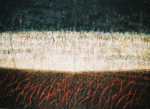 """""""Pejzaż"""", 1992 r."""