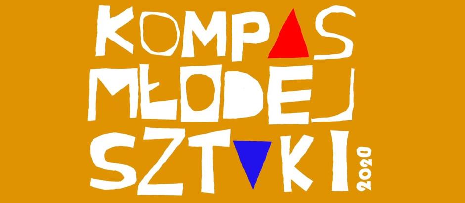 Kompas Młodej Sztuki 2020